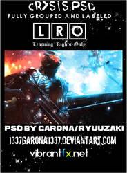 Crysis PSD LRO by 1337Garona1337
