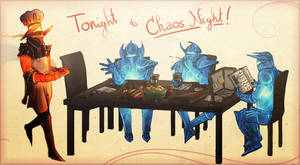 DOTA2: Chaos Night by MarikBentusi