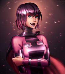 Dark Gwenpool by MarikBentusi