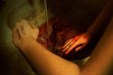 Bleeding by TriwioMegram