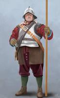Guard by Trevor-Stephen-Smith