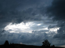 thunderstorms report by MAEssence