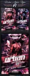 Urban/Black Affair Flyer by squizmo