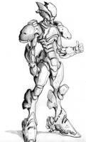 Sho's Armor by DracoFang