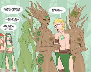 Dryads by Flick-the-Thief