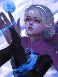 Elsa by A1AYNE