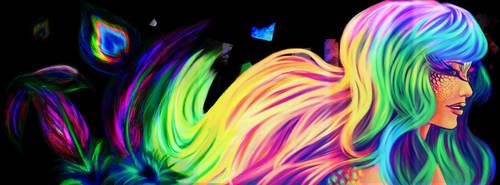 Peacock by KellyyLee