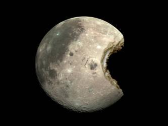 Moon Pie by jdhancock