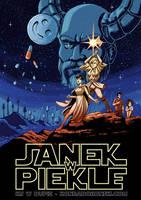 Janek w Piekle / John in Hell (a SW parody poster) by myszowor