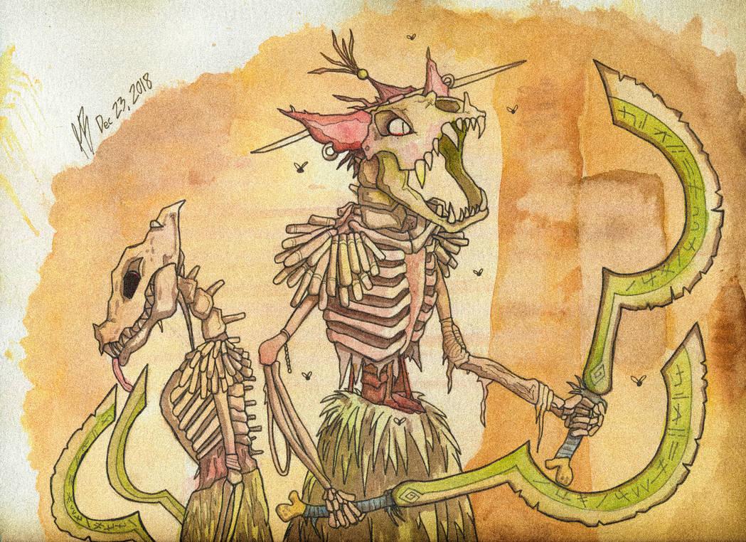 Verradi Cerbereans by DracoPhobos