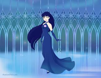 Raissa Emmyra (Princess of Ruin) by suburbantimewaster