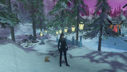 Candy in Winter Wonderland (Star Trek Online) by suburbantimewaster