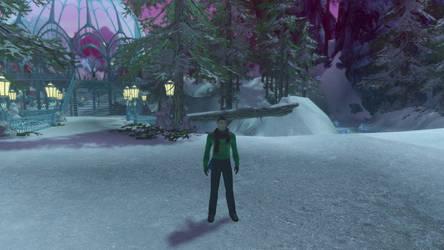 Siket in Winter Wonderland (Star Trek Online) by suburbantimewaster