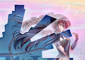 Kairi - Element Soul by BlueMagenta