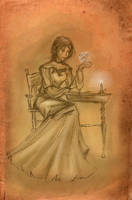 Sketch: Fairy Tales by colloqui