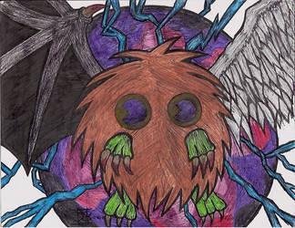 kuriboh by werewolfking1234