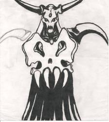 Skull Knight - WIP by werewolfking1234