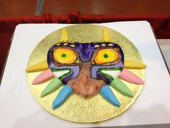 Majora's Cake by LunaticRedEyes