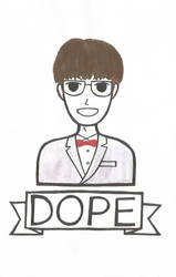 Dope - V by michnguyenart
