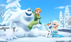 Do you want to build a snowman? by Jib-jib