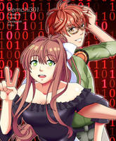 Hackers LOLOLOLOLOL [RE-DRAWED] by Remchi301