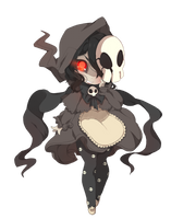 Duskull by punipaws