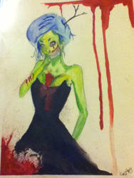 Lovely Corpse Bride by Doomedasalways