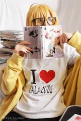 I love Lala-Lulu by Hoka-no