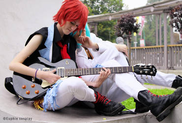 Ai x Ittoki - cosplay by Hoka-no