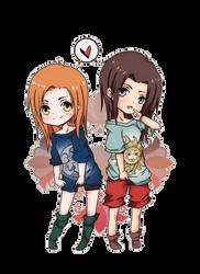 Sweet Chibi ID by Hoka-no