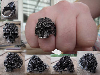 Wicked Red Guild Ring by Zrognak