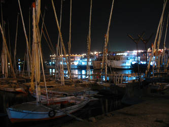 Luxor Port by LostCommando
