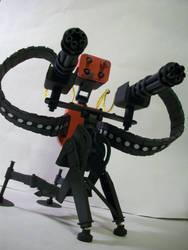 TF2 Sentry Gun by JNorad