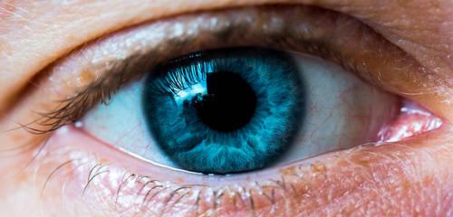 My eye by atomkat