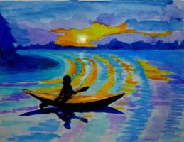 kayak wip by QueenslandChris