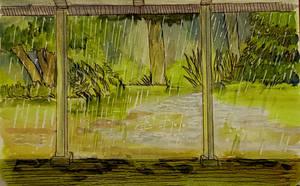 Rain by QueenslandChris