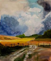 After the storm by QueenslandChris