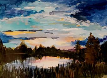 Marsh by QueenslandChris