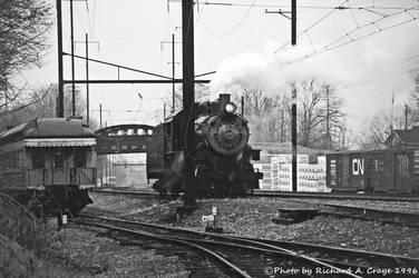 Strasburg Railroad by TribblePom55