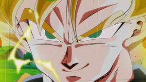 Son Goku Supa Saiya-jin by Monstkem