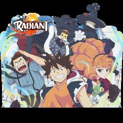 Radiant-Folder Icon by Galmer