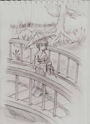 Yuki Nagato by Vidolus