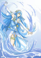 FE: Azura's Dance by Vidolus