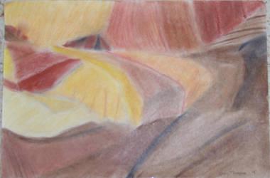 Sand Blur by izalithium