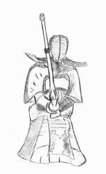 Kendo-ka by izalithium
