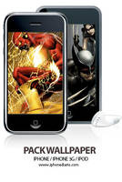 Pack Wallpapers Comics Iphone by jpapollo