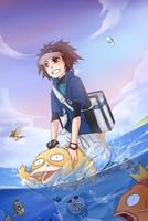 PKMN:HM03:Surf by nekodoru
