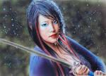 Kay-Warrior by SpringzArt