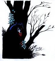 Werewolf 3 by Buchemi