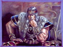King Conan by Buchemi